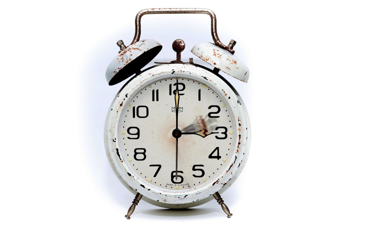 Time is all we need… or isit?