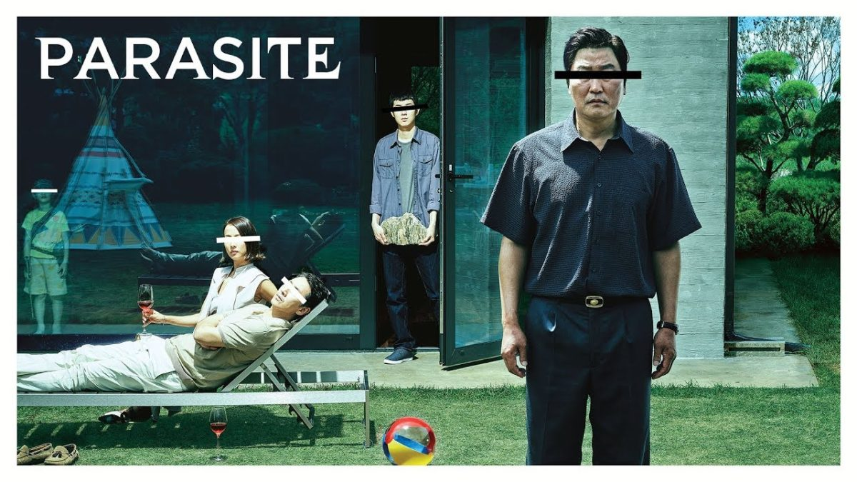 Parasite – review and scenes explained